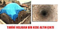 TOKAT'TA 400 ADET SİKKE ALTIN VE KUYU BULUNDU