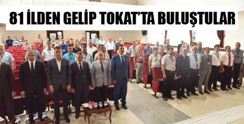 TOKAT'TA SEMİNER