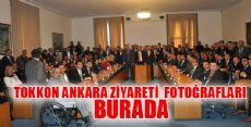 TOKKON ANKARA ZİYARETİ FOTOĞRAFLARI BURADA