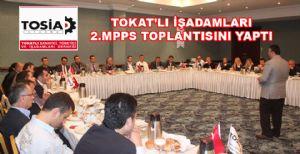 TOSİAD DERNEĞİ 2. MPPS TOPLANTISINI GERÇEKLEŞTİRDİ