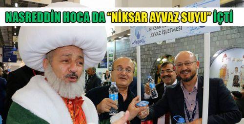TRAVEL TURKEY İZMİR FUARINDA NİKSAR RÜZGARI