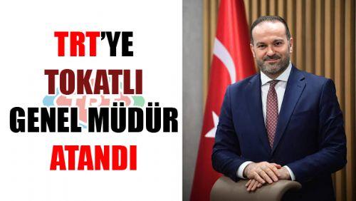 TRT'ye NİKSARLI GENEL MÜDÜR