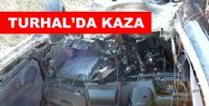 TURHAL AMASYA YOLUNDA KAZA