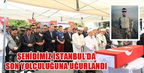 TURHALLI AİLEYE BAYRAMDA ŞEHİT HABERİ