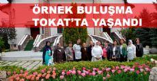 TÜRKİYE'YE ÖRNEK BULUŞMA