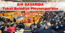 Tokat Belediye Plevnespor'dan Muhteşem Başlangıç