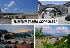 Tokat İlimizin Tarihi Köprüleri