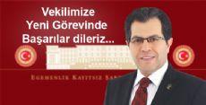 Tokat Milletvekili Coşkun Çakır seçildi.