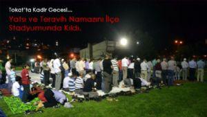 Tokat'ta Kadir Gecesi