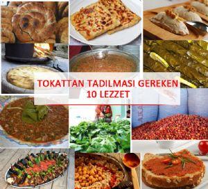 Tokat'ın Tadılması Gereken Meşhur Yöresel yemekleri