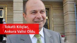 Tokatlı Kılıçlar, Ankara Valisi Oldu