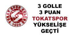Tokatspor-Ankara Demirspor: 3-0