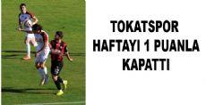 Tokatspor-Centone Karagümrük: 1-1
