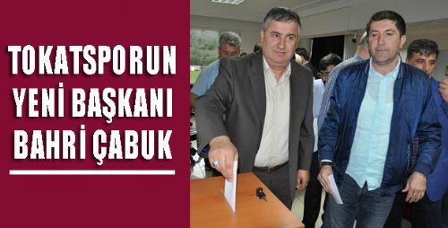 Tokatspor'da Olağanüstü Kongrede Başkanlığa Çabuk Seçildi
