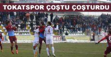 Tokatspor'dan Mükemmel Başlangıç