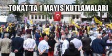 Tokat'ta 1 Mayıs