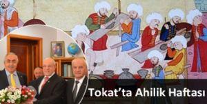 Tokat'ta Ahilik Haftası