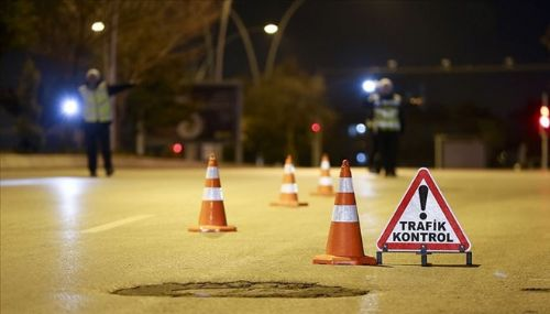 Tokat'ta Alkollü Sürücülere Ceza Yağdı