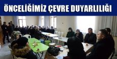Tokat'ta Bilgilendirme Toplantıları