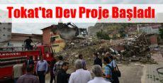 Tokat'ta Dev Proje