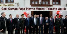 Tokat'ta Gazi Osman Paşa Müzesi Açıldı