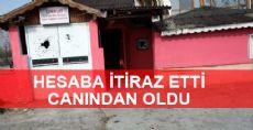 Tokat'ta Gazinoda Kavga: 1 Ölü