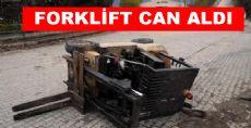 Tokat'ta İş Kazası Ölüm Getirdi