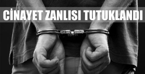 Tokat'ta Kadın Cinayetinin Zanlısı Tutuklandı