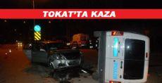 Tokat'ta Kaza