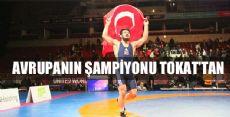 Tokat'tan Avrupa Şampiyonluğuna