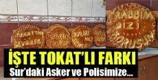 Tokat'tan Duygu Yüklü Bir Haber