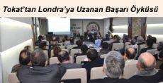 Tokat'tan Londra'ya Uzanan Başarı Öyküsü