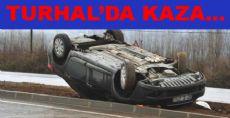 Turhal Yolunda Kaza