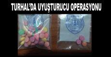 Turhal'da Uyuşturucu Madde Operasyonu