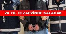 Turhal'da Yakalandı