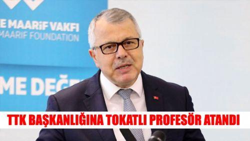 Türk Tarih Kurumu başkanlığına Tokatlı Profesör atandı