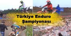 Türkiye Enduro Şampiyonası 5.Ayak Tokat'ta Yapıldı