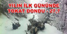 Türkiyenin En Soğuk Yerlerinde İlk 4 Sıra