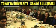 ÜNİVERSİTE - SANAYİ BULUŞMASI