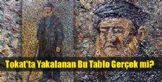 Van Gogh'a Ait Olduğu Tahmin Edilen Tablodaki İnceleme