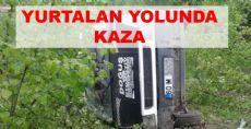 YURTALAN YOLUNDA KAZA