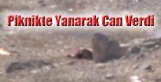 Yanarak Can Verdi