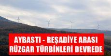 Yaylaların Rüzgarı Enerjiye Dönüşüyor