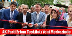 Yeni Hizmet Binası Törenle Açıldı