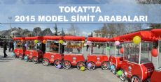 Yeni Simit Arabaları Meydanlara Çıkıyor
