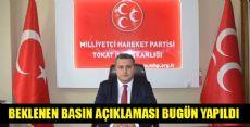 FATİH DEMİRKOL'DAN BASIN AÇIKLAMASI