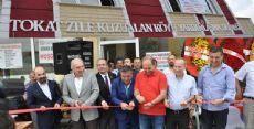 Zile Kuzualan Köyü Yardımlaşma Derneği ve Cemevi Törenle Açıldı