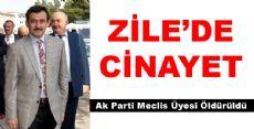 Zile'de CİNAYET