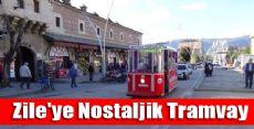 Zile'ye Nostaljik Tramvay