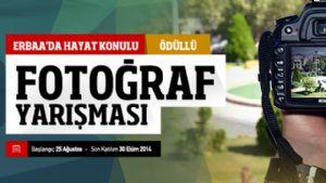 Erbaa' da Ödüllü Fotoğraf Yarışması